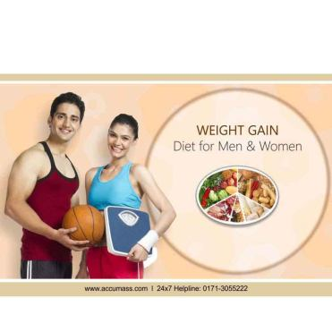 weight gain diet for men and women